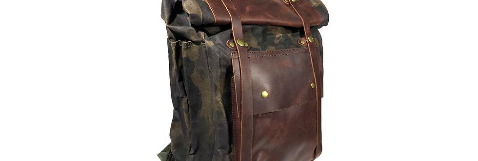 Городской роллтоп рюкзак Rogan
