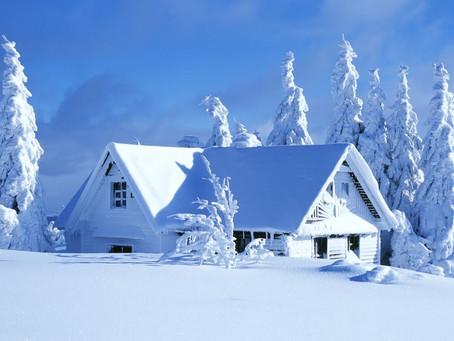 10 самых снежных городов мира.⠀