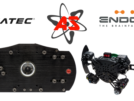 SUTTON JOINS FANATEC