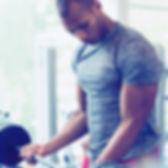 Man-at-gym