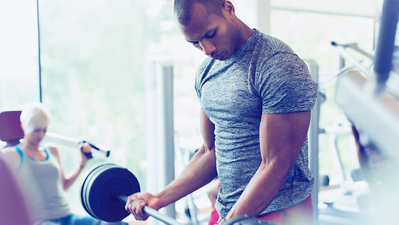 Building muscles to boost testosterone
