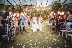 Casamento de tarde