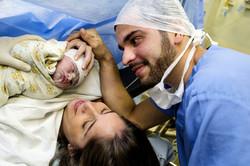 fotografia e filmagem de parto