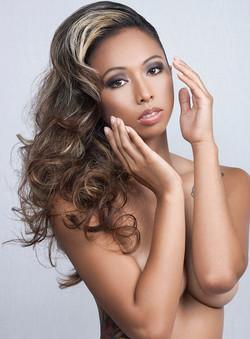 Teased Hair - by Stylist Lee