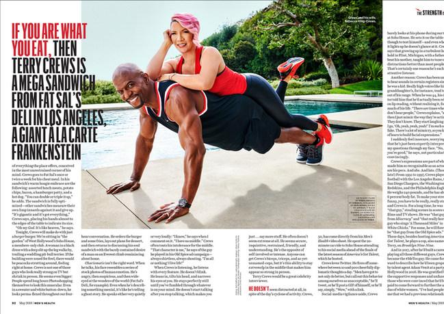 Terry & Rebecca Crews Men Health
