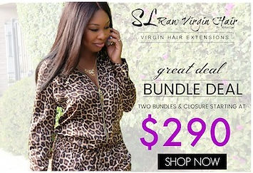 SL RAW VIRGIN HAIR