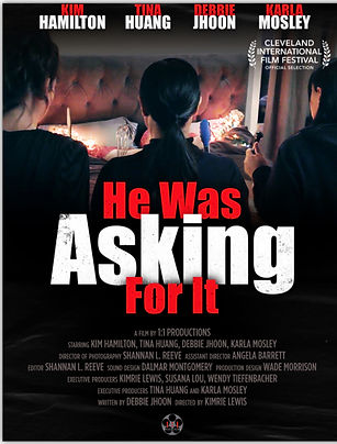 He was asking for it Movie Cover