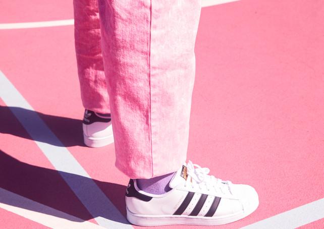 Adidas with Ari Lennox