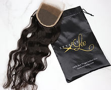 Best Human Hair Lace Closure Wavy by Stylist Lee