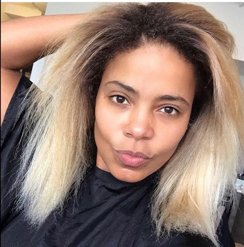 Sanaa Lathan Goes All Out for New Role