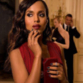 Kerry Washington OPI Nail ad