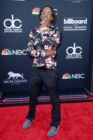 Rich the Kid Red Carpet