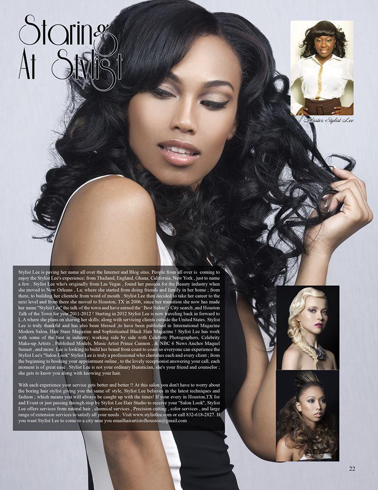 Hair Stare Magazine