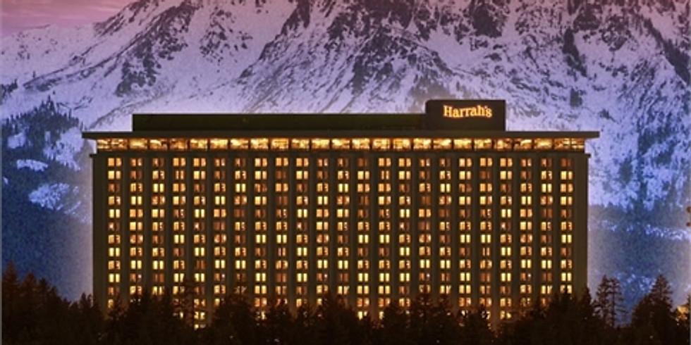 Harrah's Reno or Harrah's Lake Tahoe from Fresno Charter (1)