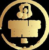 Gamblers Express, Inc. logo gold