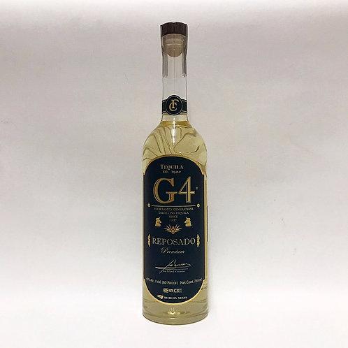 Tequila G4 Reposado
