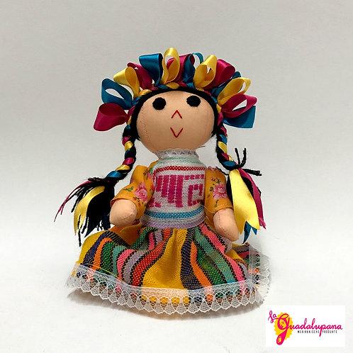 Muñeca Mazahua - Mazahua Puppe