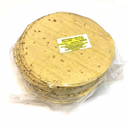 Tortilla de Maiz Amarillas Mi Adelita
