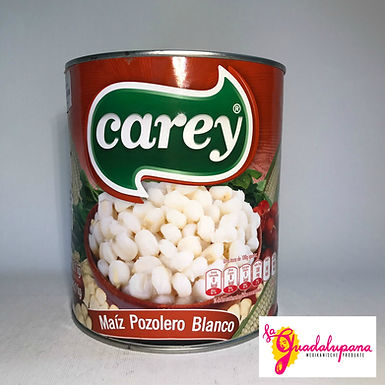 Maíz Pozolero Blanco Carey
