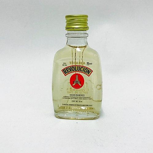 Tequila Revolución Reposado Pequeño