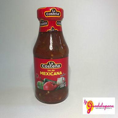Salsa Mexicana La Costeña