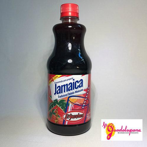 Concentrado de Jamaica El Yucateco