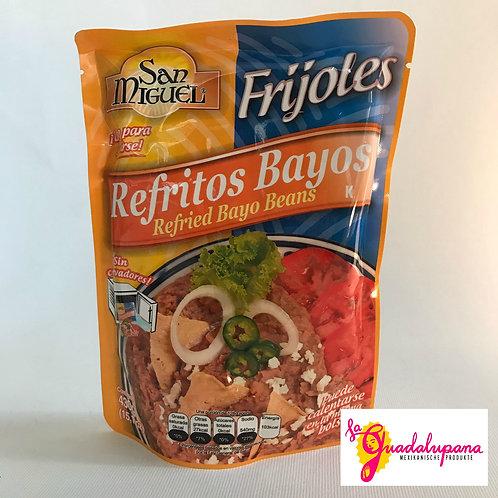 Frijoles Bayos Refritos San Miguel