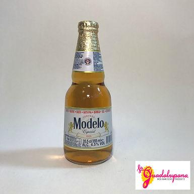 Cerveza Modelo Especial