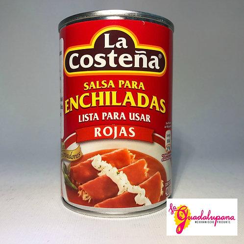 Salsa para Enchiladas Rojas La Costeña