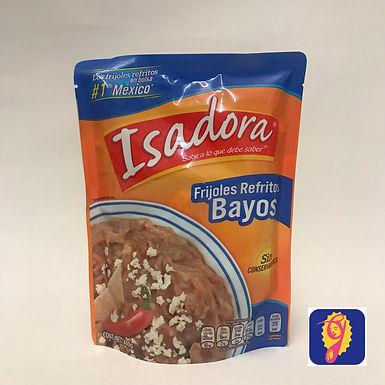 Frijoles Bayos Refritos Isadora