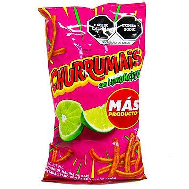Churrumais con Limoncito 64g