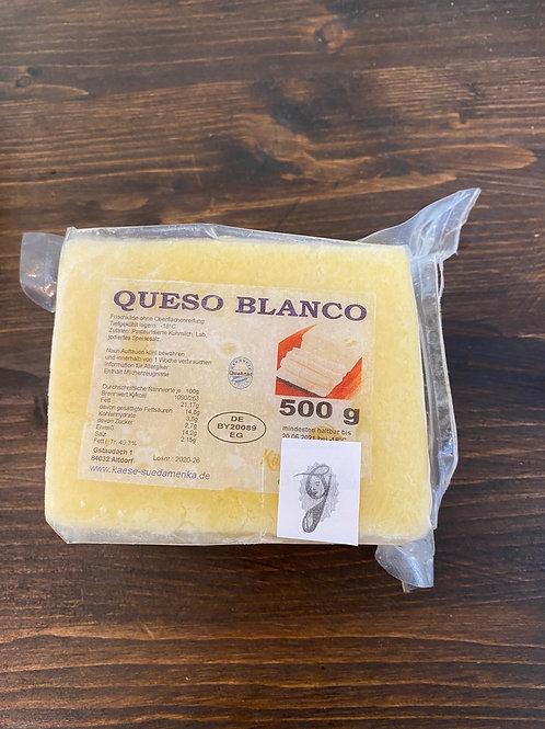 Queso Blanco / Panela 500g