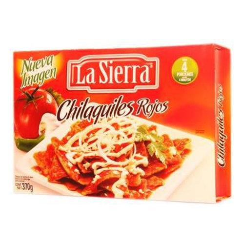 Chilaquiles Rojos La Sierra
