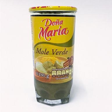 Mole Verde Doña Maria