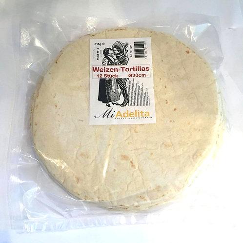 Tortillas de Harina / Weizentortillas Mi Adelita