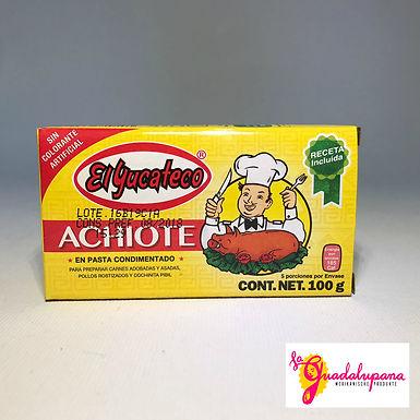 Achiote en Pasta Yucateco/LolTun