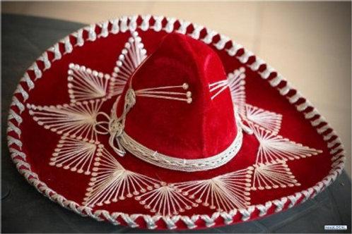 Sombrero Tipo Mariachi
