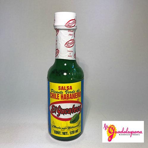 Salsa Habanera Verde El Yucateco