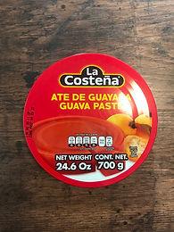 Ate de Guayaba La Costeña