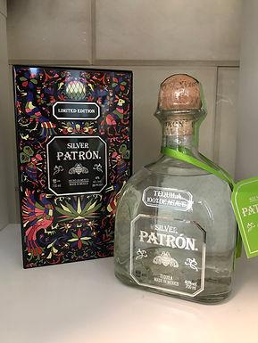 Tequila Patrón Silver Special Edition