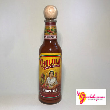 Salsa Picante Chipotle Cholula