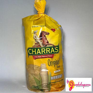 Tostadas Charras