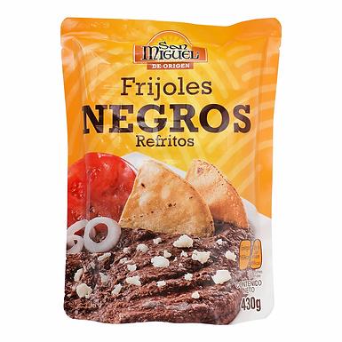Frijoles Refritos Negros San Miguel