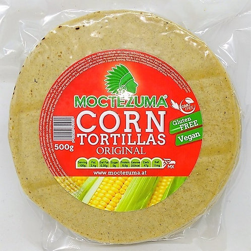 Tortilla de Maiz Moctezuma