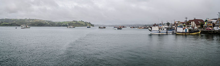 Dalcahue Channel
