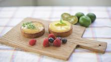 [食譜] 沖繩香檸撻
