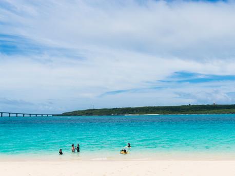 宮古島超美沙灘