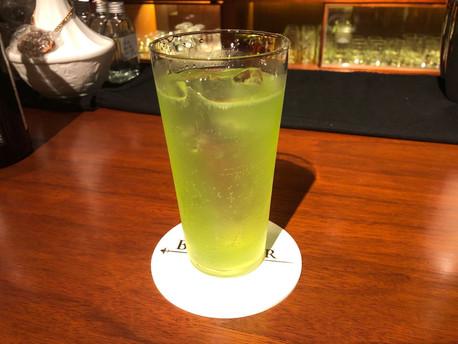 Butler 期間限定沖繩Cocktail Menu
