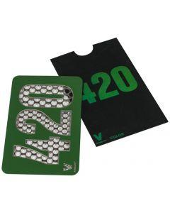 Grinder card 420