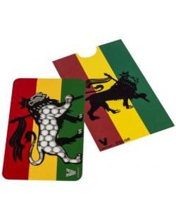 Ginder card Rasta Lion